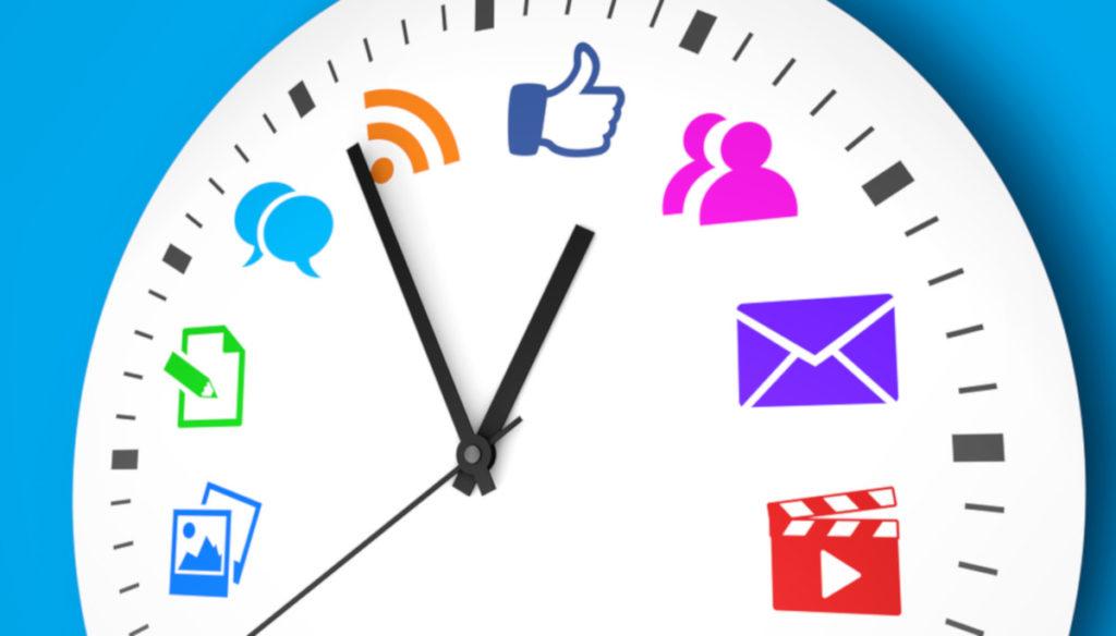 Come allungare la durata media dei post social