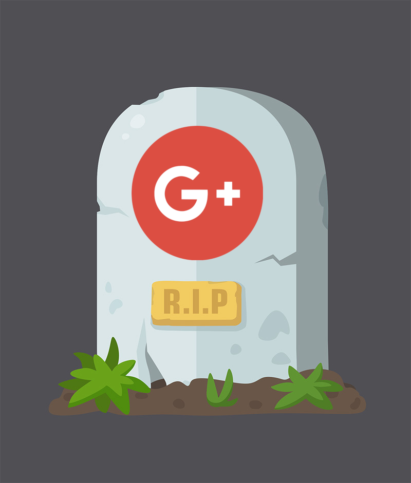 Google Plus è morto